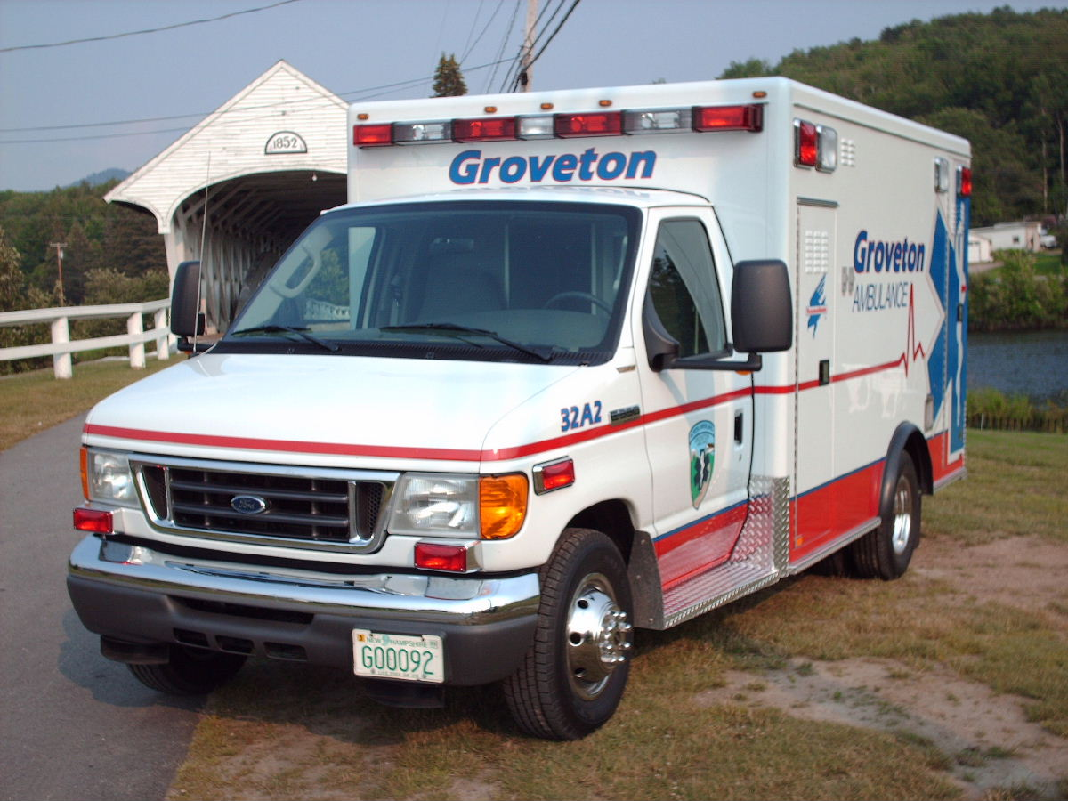 2006 AEV TraumaHawk Ambulance,